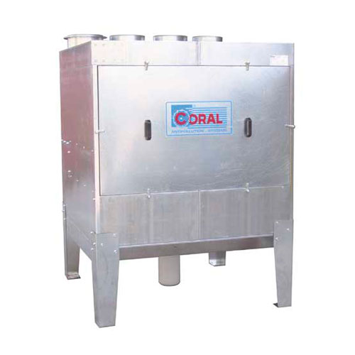 Filtri statici a tasche / cartucce - Oilstop-M